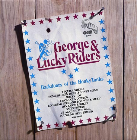 george and the lucky riders